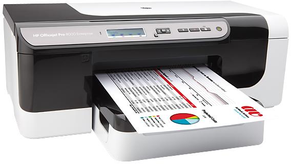 HP Officejet Pro 8000 Inkt cartridge