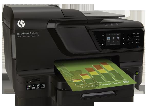 HP Officejet Pro 8600 Inkt cartridge