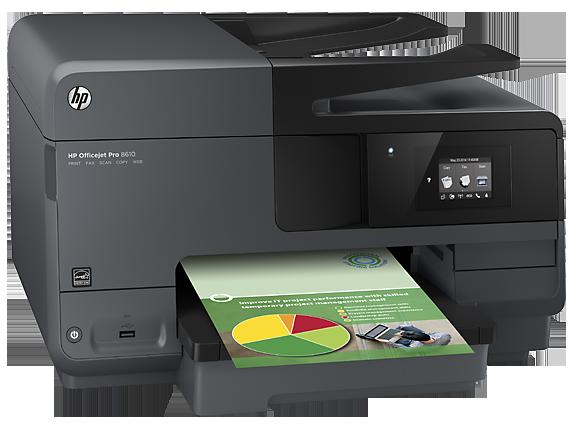 HP Officejet Pro 8610 Inkt cartridge