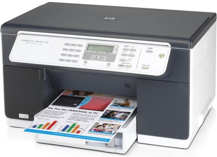 HP Officejet Pro L7480 inkt cartridge