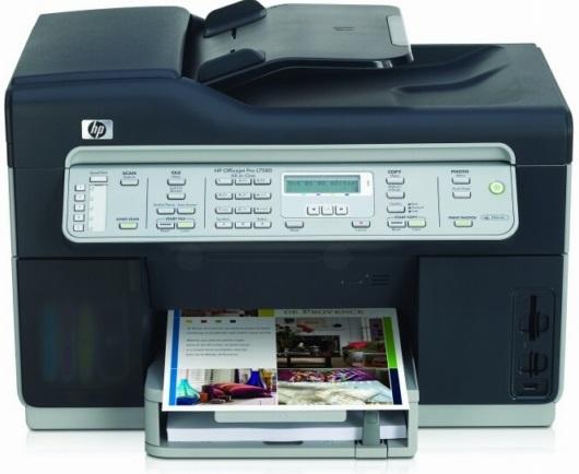HP Officejet Pro L7580 inkt cartridge