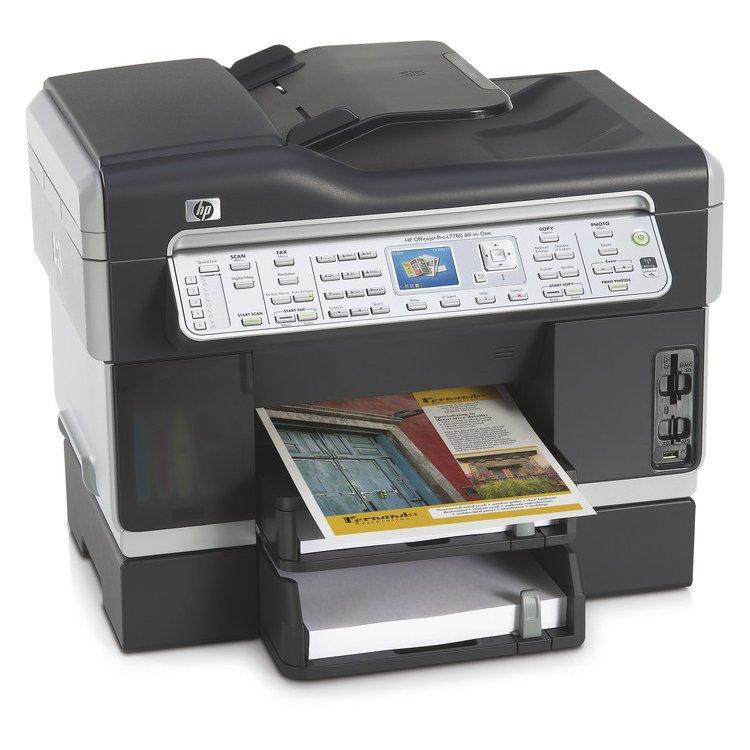 HP Officejet Pro L7780 inkt cartridge