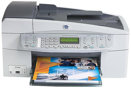 HP Officejet R60 Inkt cartridge