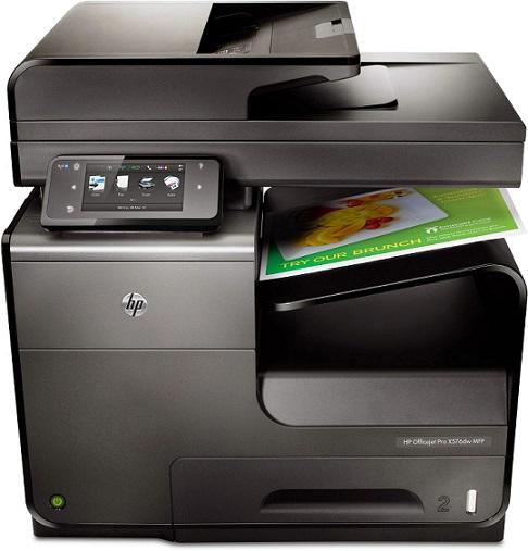 HP Officejet Pro X551DW Inkt cartridge