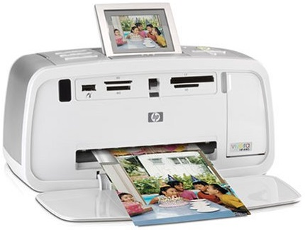 HP Photosmart 475 Inkt cartridge