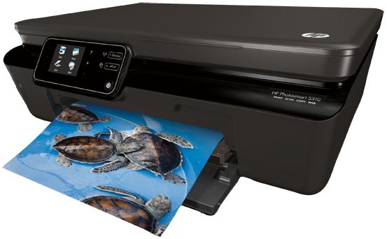 HP Photosmart 5510 inkt cartridge