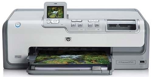 HP Photosmart D7160 inkt cartridge