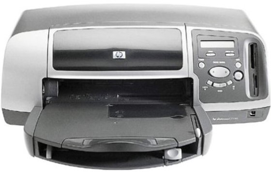 HP Photosmart 7345 Inkt cartridge
