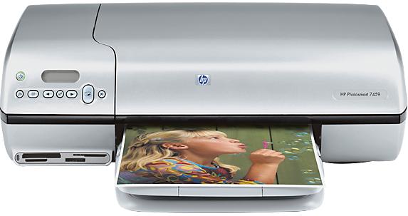 HP Photosmart 7459 Inkt cartridge