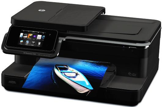 HP Photosmart 7510 inkt cartridge