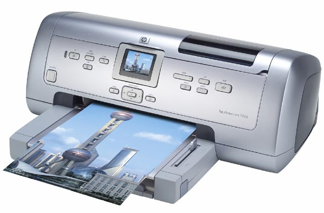 HP Photosmart 7960 Inkt cartridge