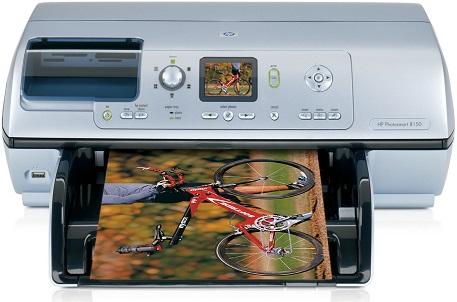 HP Photosmart 8150 Inkt cartridge