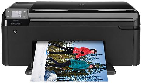 HP Photosmart B010 all-in-one inkt cartridge