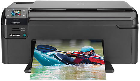 HP Photosmart B109 inkt cartridge