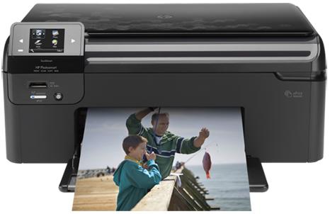 HP Photosmart B110 inkt cartridge