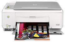 HP Photosmart C3170 Inkt cartridge