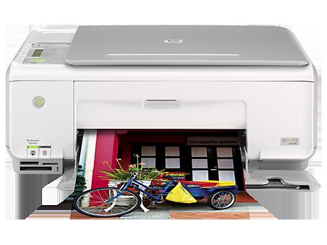 HP Photosmart C3180 Inkt cartridge