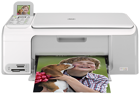 HP Photosmart C4180 Inkt cartridge