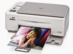 HP Photosmart C4200 Inkt cartridge
