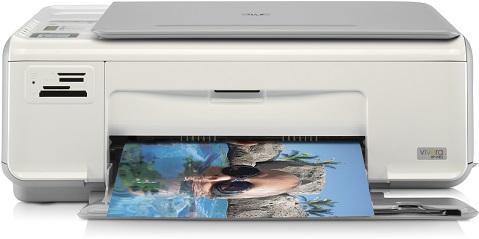 HP Photosmart C4270 Inkt cartridge