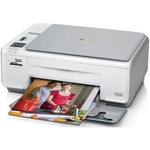 HP Photosmart C4340 Inkt cartridge