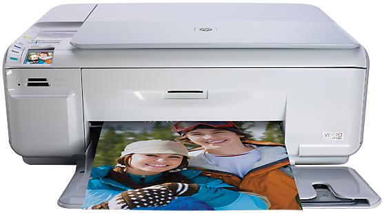 HP Photosmart C4385 Inkt cartridge