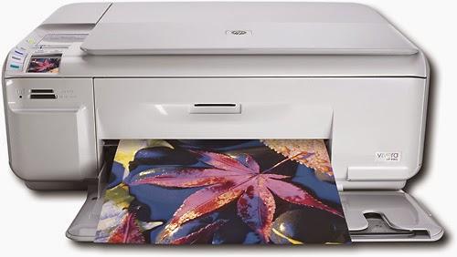 HP Photosmart C4585 Inkt cartridge