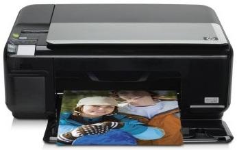 HP Photosmart C4599 Inkt cartridge