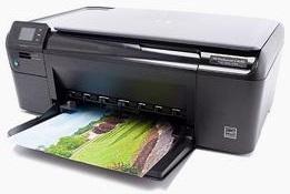 HP Photosmart C4680 Inkt cartridge