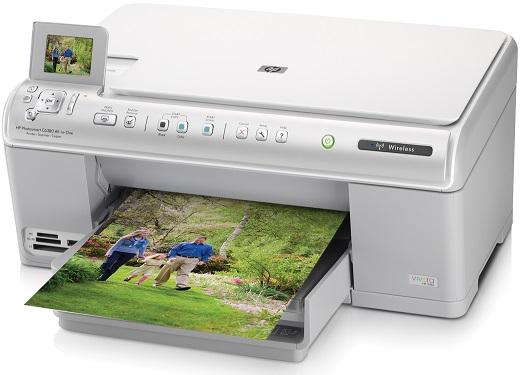 HP Photosmart C6380 inkt cartridge