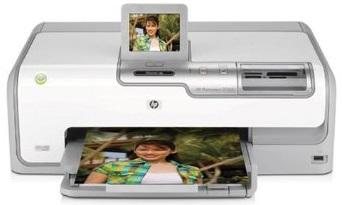 HP Photosmart D7260 inkt cartridge