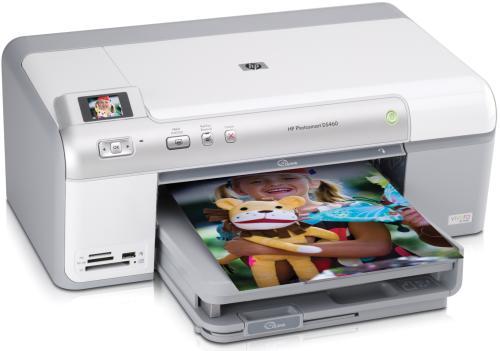 HP Photosmart D5460 inkt cartridge