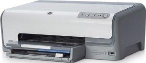 HP Photosmart D6160 inkt cartridge