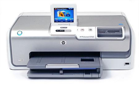 HP Photosmart D7460 inkt cartridge