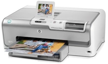 HP Photosmart D7463 inkt cartridge
