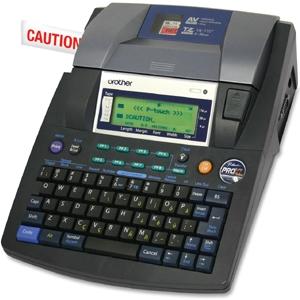 Brother PT-9600 label lettertape