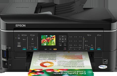 Epson Stylus SX620FW Inkt cartridge