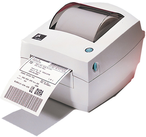 Zebra TLP 2844 label etiketten