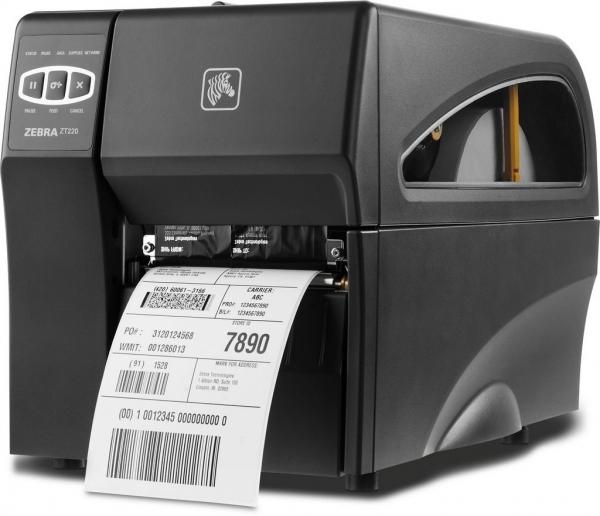 Zebra ZT200 label etiketten