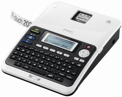 Brother PT-2030VP label lettertape