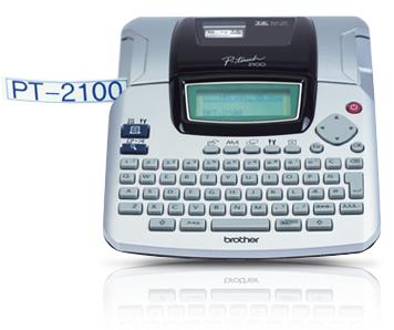 Brother PT-2100VP label lettertape