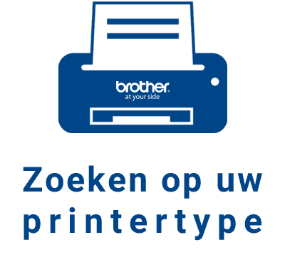 Brother zoek op printer