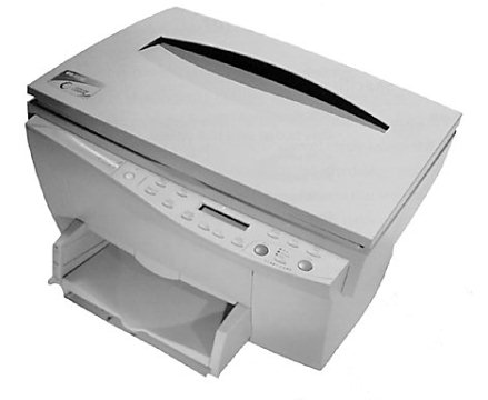 HP Color Copier 170 Inkt cartridge