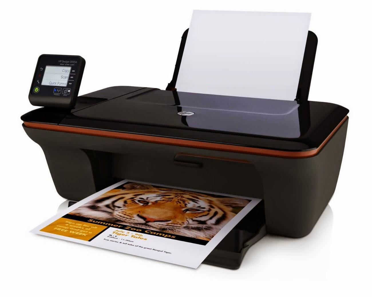 HP Deskjet 3057A Inkt cartridge