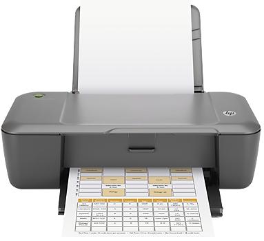 HP Deskjet 1000 Inkt cartridge