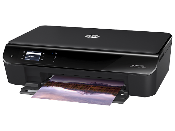 HP Envy 4500 Inkt cartridge