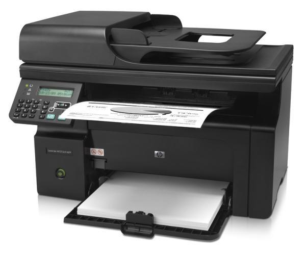 HP Laserjet Pro M1212nf toner cartridge