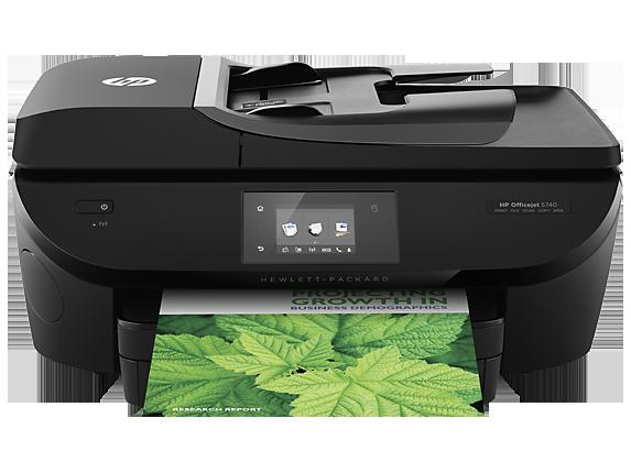 HP Officejet 5744 Inkt cartridge