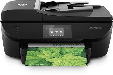 HP Officejet 5742 Inkt cartridge