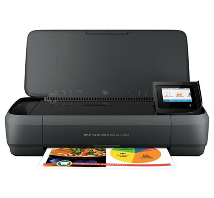 HP Officejet 250 Inkt cartridge